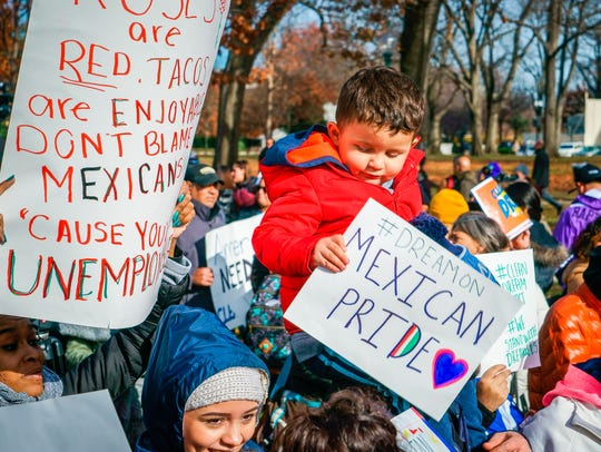 York County advocates gather with 5,000 in D.C. in