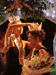 Ashley Allsbrooks was crowned Ms. Houston County 2018
