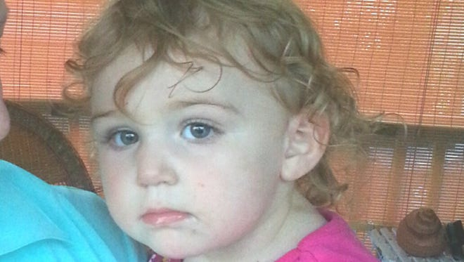 Annaka Chaffin died last August after swallowing seven tiny magnetic balls from a necklace her brothers brought home from school.