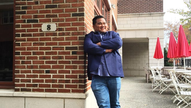 Owner Alex Boonphaya opened his first South Jersey Circles Thai in Collingswood in January. It is his fourth Circles.