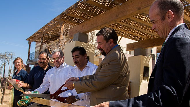 CSU cuts ribbon on research, education center in Mexico