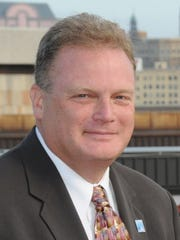 Kevin Shafer, executive director of the Milwaukee Metropolitan Sewerage District.