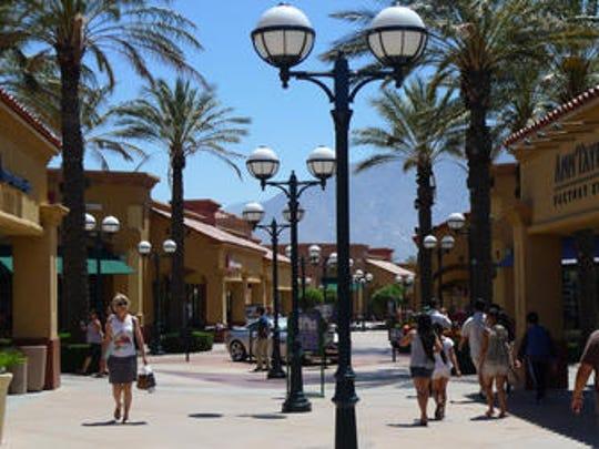 The Desert Hills Premium Outlets