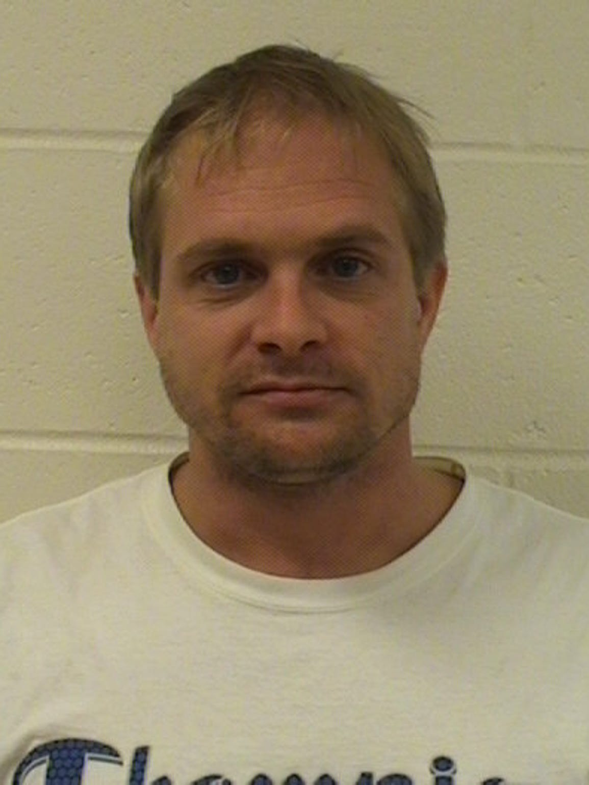 Mugshot of Bryan S. Kaseno from his fourth OWI.