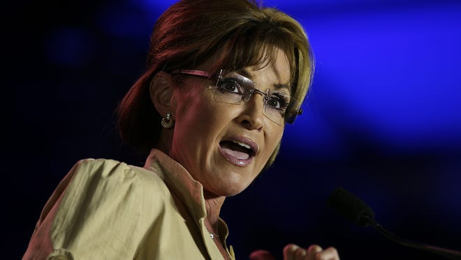"""Former Alaska Gov. Sarah Palin has endorsed Zach Dasher, nephew of """"Duck Dynasty"""" patriarch Phil Robertson, in his bid for the 5th Congressional District seat."""