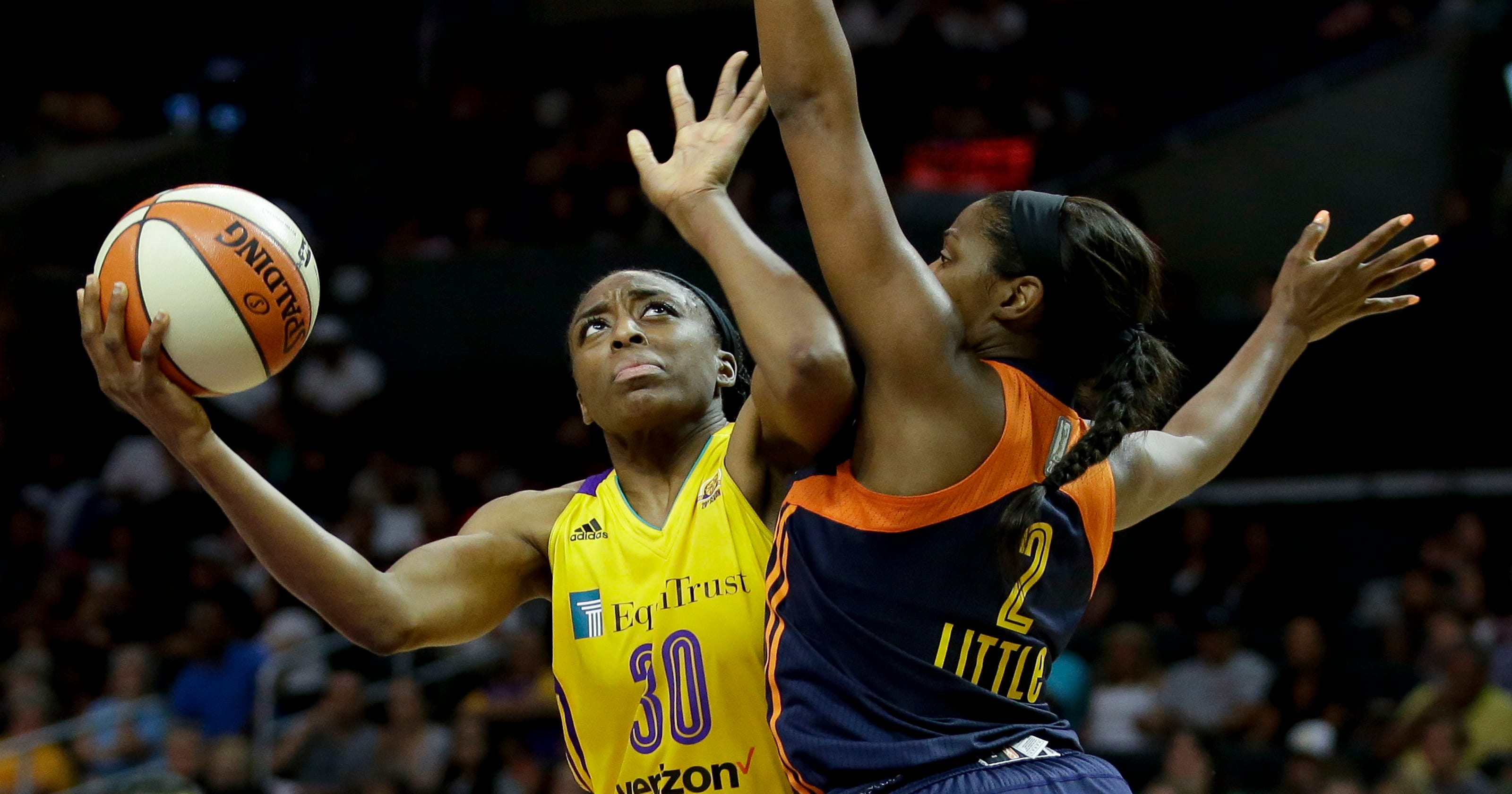 dcd2606a2d40 Players attribute WNBA scoring surge to  evolution of the game