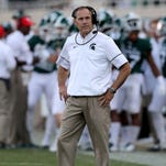 Dantonio on Michigan State's skid: 'Outcoached, outtoughed, outplayed'