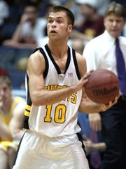 Tyler Relph led McQuaid to a pair of appearances in