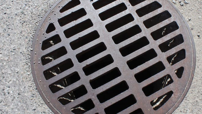 A combined sewer overflow released about 9,000 gallons of combined wastewater into the Black River. About 810 gallons were sanitary wastewater.