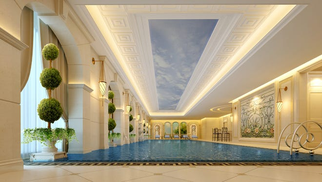 The Delta Hotels by Marriott Shanghai Baoshan in China is the brand's first hotel in Asia.