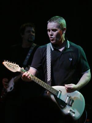 The English Beat perform in Portland Oregon at McMenamins Crystal Ballroom.
