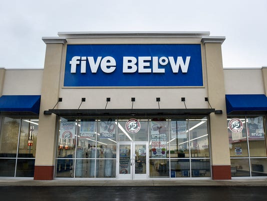 Five Below Store To Open Sept 23 On Second Street