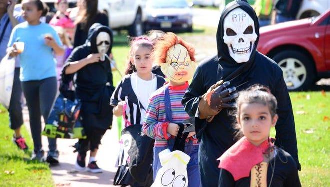 Treat us to your Halloween photos!