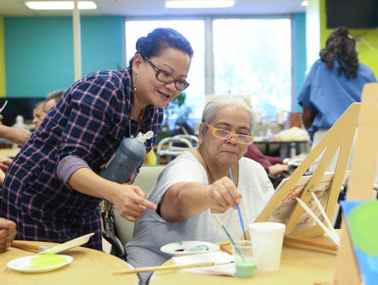 Friedwald Center's adult day health care