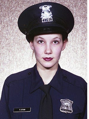 Patricia (Katie) Williams, was a Detroit police officer who was shot and killed in September 2009 in a murder-suicide by her husband, who also was a police officer in the Detroit homicide unit. Her mother is suing the city over the death.