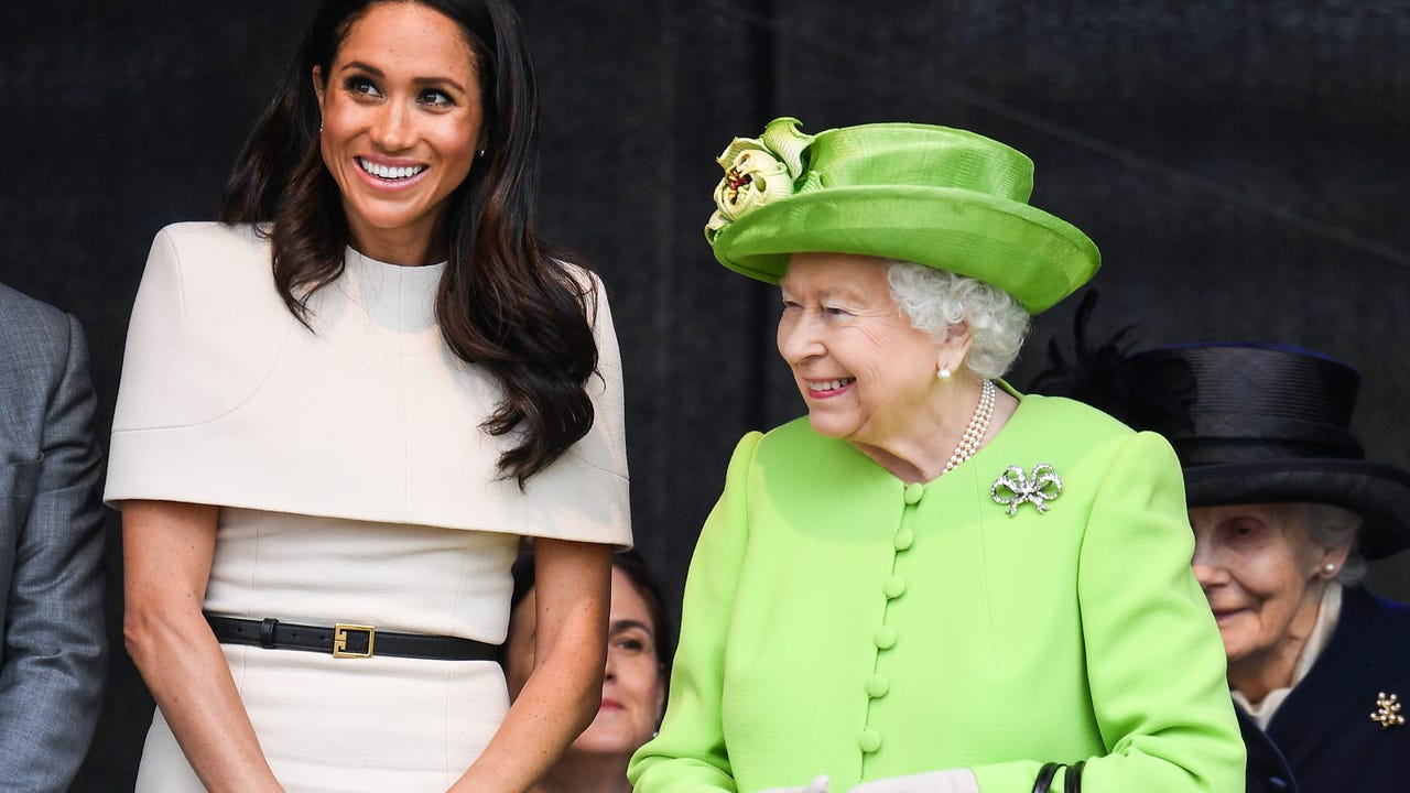 Listen, in-laws can be tough. But Meghan Markle seems to be getting off to a great start with her grandmother-in-law, Queen Elizabeth.