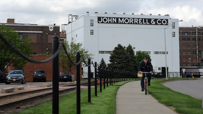 John Morrell & Co plant in Sioux Falls.
