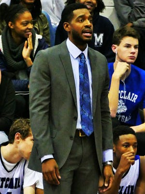 Montclair coach Gary Wallace helped guide the Mounties to the ninth seed in North 1, Group 4.