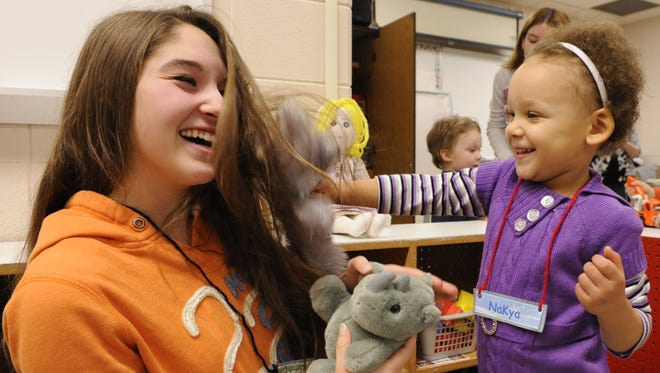 Friday is Provider Appreciation Day. Take time to show gratitude to child care professionals who work with our kids.