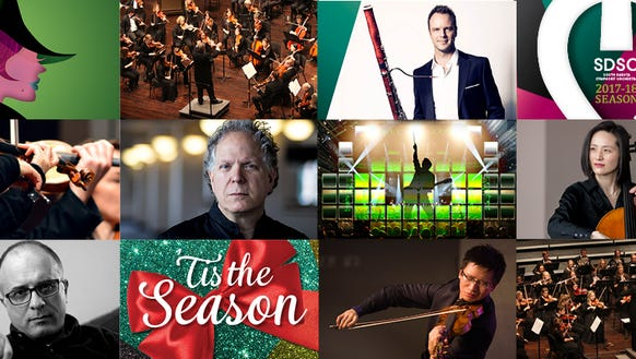 Tickets go on sale Friday for the SDSO upcoming season.