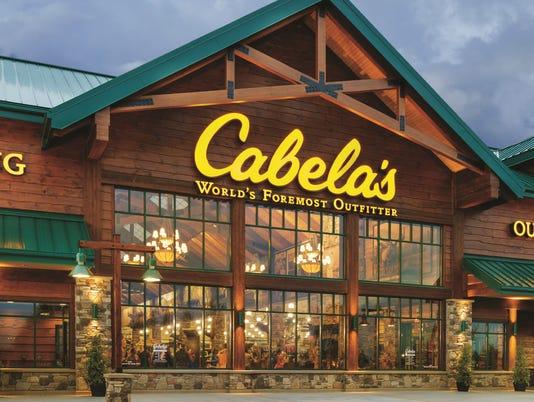 Cabela's exterior