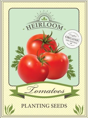 Gardeners sow seeds indoors between four and 11 week's prior to May 1.