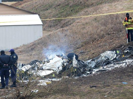 Plane Crash Tenn