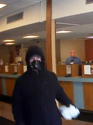 Police are seeking help in identifying a man who allegedly robbed a Chase Bank branch in Irondequoit Thursday.