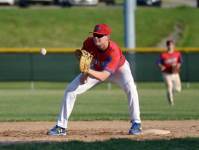 Circleville defeated Zane Trace in a Division II District