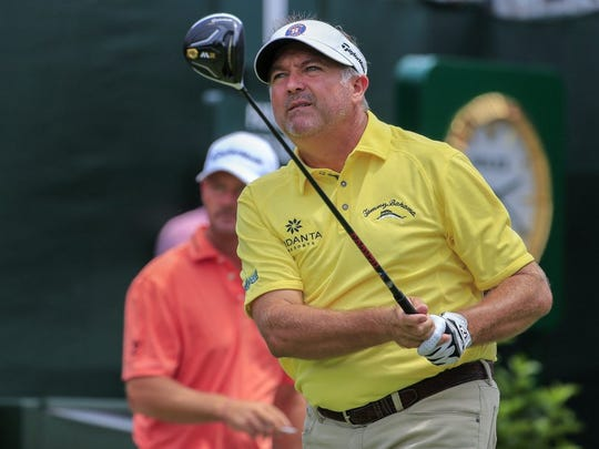 Stuart resident Ken Duke begins his run on the PGA Tour Champions after turning 50 recently.