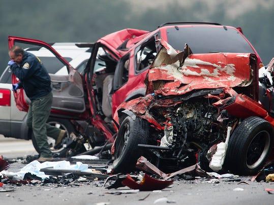 calif. car wreck