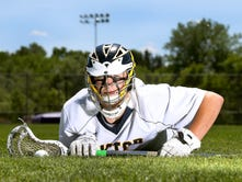 AGR Lacrosse Player of the Year, Victor's TD Ierlan.