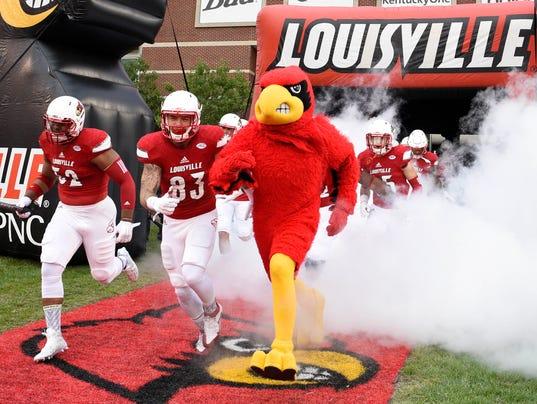 NCAA Football: Samford at Louisville