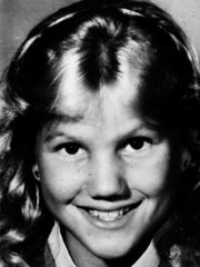 Christy Ann Fornoff, 13, of Phoenix, was murdered in 1984. She was a carrier for the Phoenix Gazette.