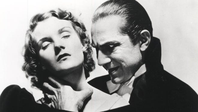 "Actor Bela Lugosi defined the iconic role of Count Dracula in the 1931 film, ""Dracula."""