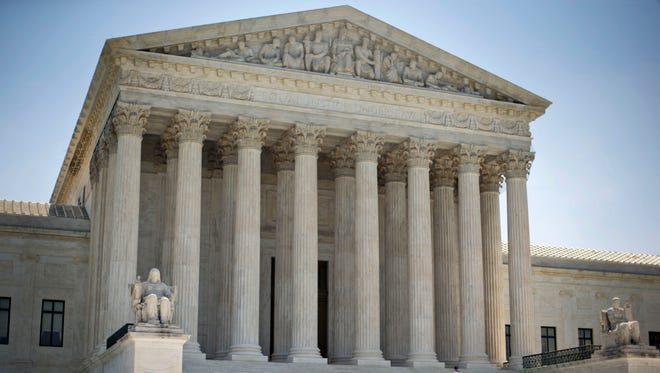 The Supreme Court pronounced double taxation unfair Wednesday -- both to those who pay and those who collect.