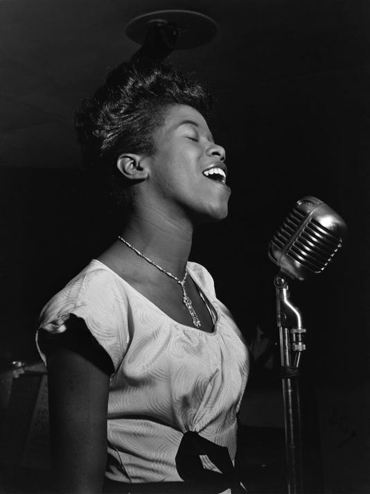 Sarah Vaughan is the inspiration for NJPAC competition