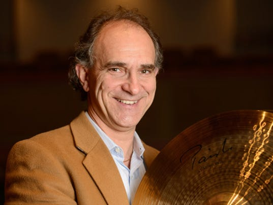Bernards: Farmstead Arts presents percussionist James Musto in concert on Nov. 20 PHOTO CAPTION
