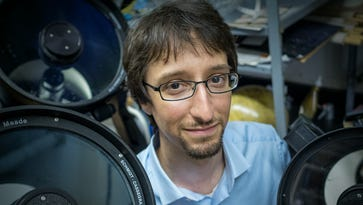 Montclair State physicists part of team that detected distant stars colliding