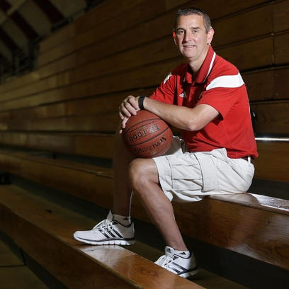 Health scare forces Scott Bork to step away as Neenah basketball coach