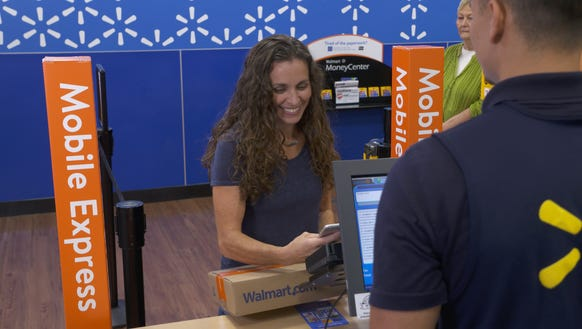 Walmart is trying to speed up the returns process by