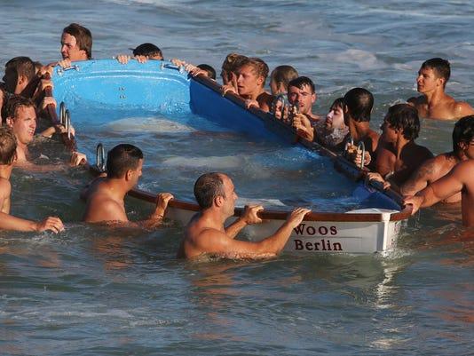 ASB 0709 Normandy Beach lifeguards