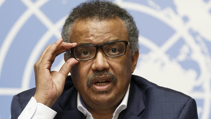 UN health agency: Rising misconduct reports 'positive'