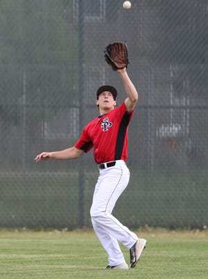SPASH's Gus Turner-Zick was recently named the Wisconsin Valley Conference baseball co-player of the year, an honor he shared with teammate Matt McHugh.