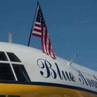 Blue Angels' Fat Albert still out of service nearly a year after grounding of C-130s