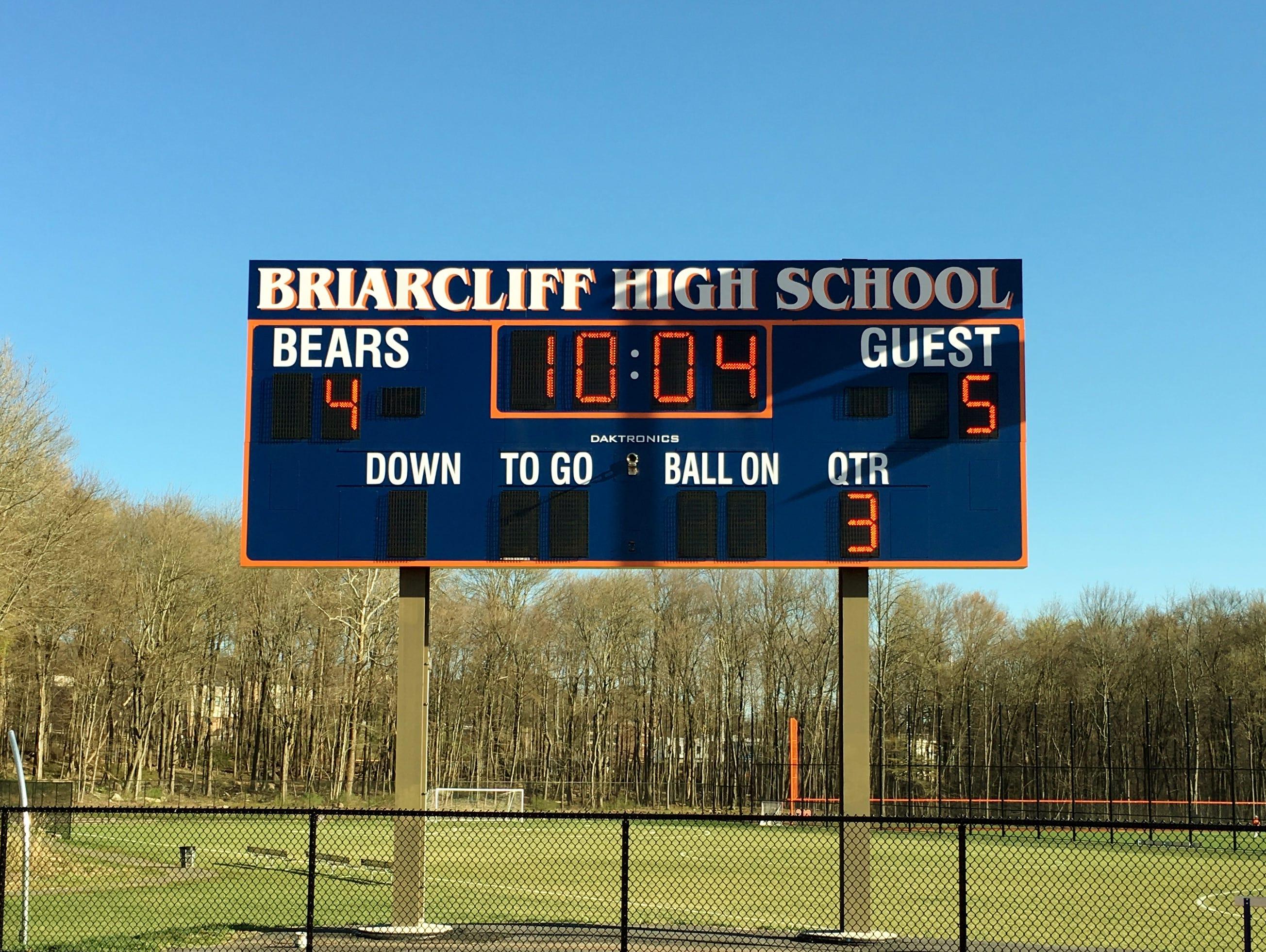 Lohud Boys Lacrosse scoreboard.
