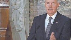 """Gov. Asa Hutchinson said the judge's decision was """"troubling"""" because the drug suppliers were assured confidentiality, """"so a sale was accomplished based upon that law and that promise of confidentiality."""""""