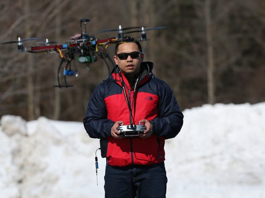 MAIN drone