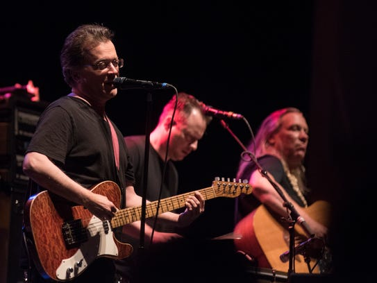 """Violent Femmes is one of 10 Wisconsin acts that will be featured on """"Wisconsin Vinyl Collective Vol. 2,"""" along with Horseshoes & Hand Grenades, PHOX and others. 1,000 copies will be issued, largely in Wisconsin, with sales benefitting the non-profit Keep Wisconsin Warm/Cool Fund."""
