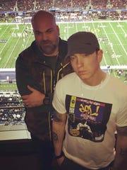 Paul Rosenberg and Eminem